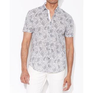 Men's Cotton Floral Shirt