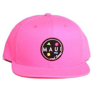 Men's Cookie Logo Snapback Hat