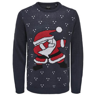 Men's Holiday Knit Sweater