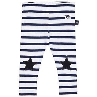 Girls' [2-5] Star Stripe Legging