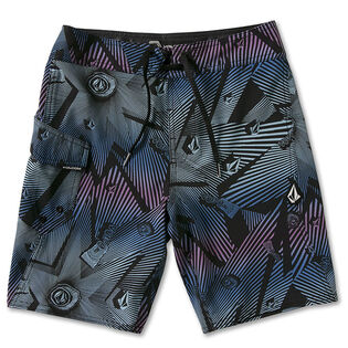 Junior Boys' [8-16] Stone Daze Mod Boardshort