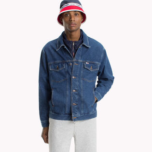 Men's Oversized Fit Denim Jacket