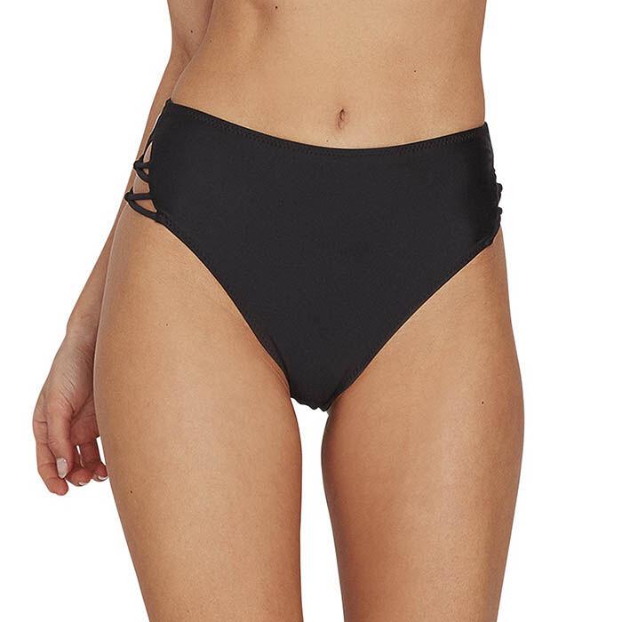 Women's Simply Solid Retro Bikini Bottom