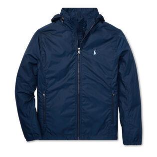 Junior Boys' [8-20] Hooded Jacket