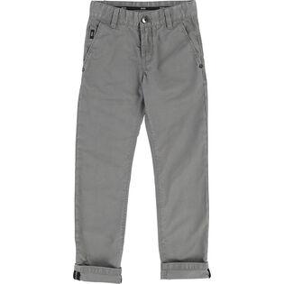 Junior Boys' [4-16] Casual Twill Pant