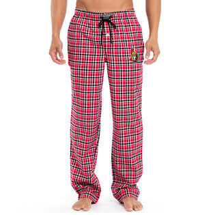 Men's NHL Flannel Lounge Pant