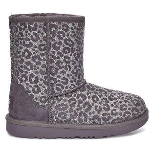 Kids' [13-6] Classic II Glitter Leopard Boot