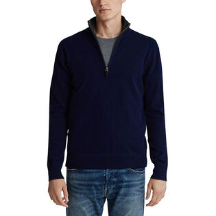 Men's Washable Cashmere Sweater