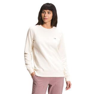 Women's Heritage Patch Crew Sweatshirt