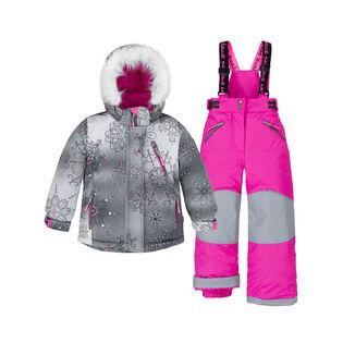 Girls' [2-6] Princess Below Zero Two-Piece Snowsuit