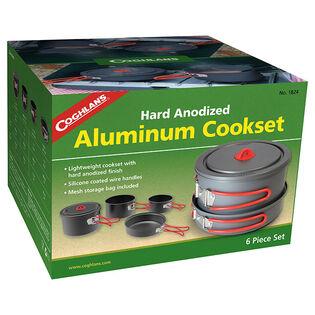 Hard Anodized Aluminum Cook Set