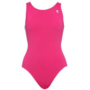 Women's Diamond Back One-Piece Swimsuit