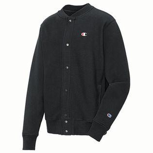 Unisex Reverse Weave® Baseball Jacket