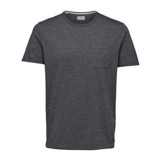 Men's Basic Melange T-Shirt