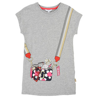 Girls' [6-8] Daisy Purse Dress