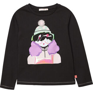 Girls' [3-8] Ski Girl T-Shirt