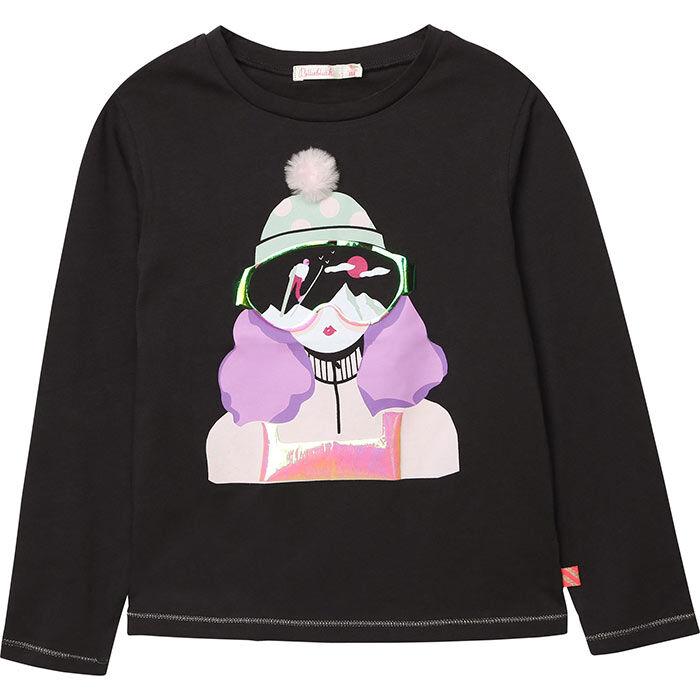 Girls' [3-8] Ski Girl T-Shirt