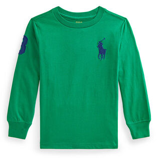 Boys' [2-4] Big Pony Cotton Jersey T-Shirt
