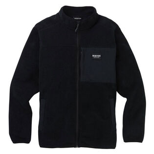 Men's Hearth Full-Zip Fleece Sweatshirt
