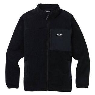 Men's Hearth Full-Zip Fleece Sweatshirt