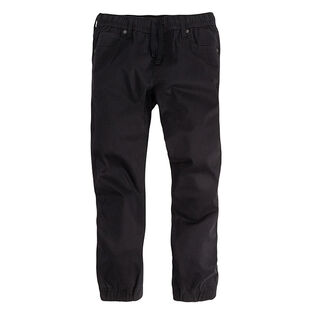 Junior Boys' [8-16] Twill Jogger Pant