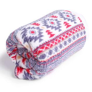 Santa Fe Plush Blanket