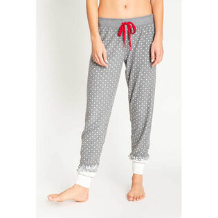 Women's Snowed In Banded Pant