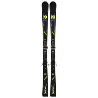Skis Deacon X<FONT>T</FONT>D + fixations Vmotion 10 G<FONT>W</FONT> [2021]