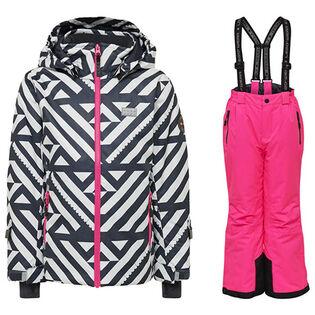 Girls' [5-7] Josefine 727 + Platon 725 Two-Piece Snowsuit