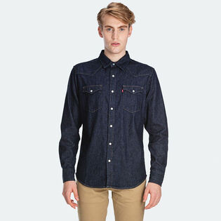 Chemise Classic Western pour hommes