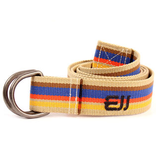 Unisex Elevenate Striped Belt