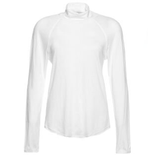 Women's Knit Jersey Turtleneck Top