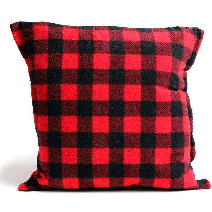 Buffalo Checked Holiday Pillow