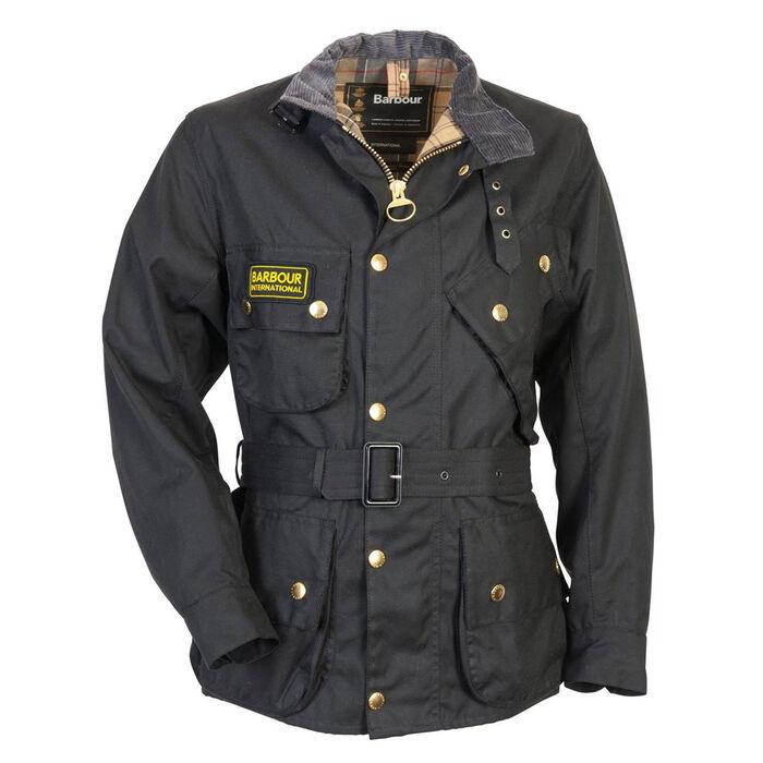 Manteau ciré International Original pour hommes