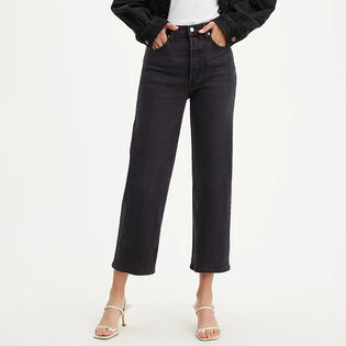 Women's Ribcage Straight Ankle Jean