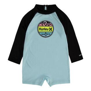 Baby Boys' [12-24M] Topaz Mist One-Piece Swimsuit