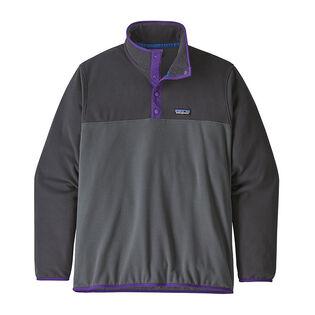 Men's Micro D® Snap-T® Fleece Pullover Sweater