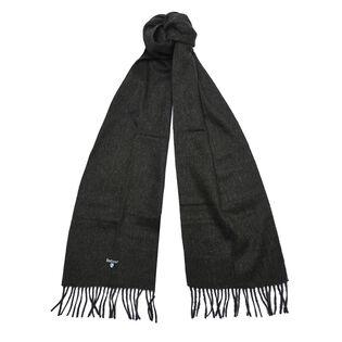 Fringe Wool Scarf
