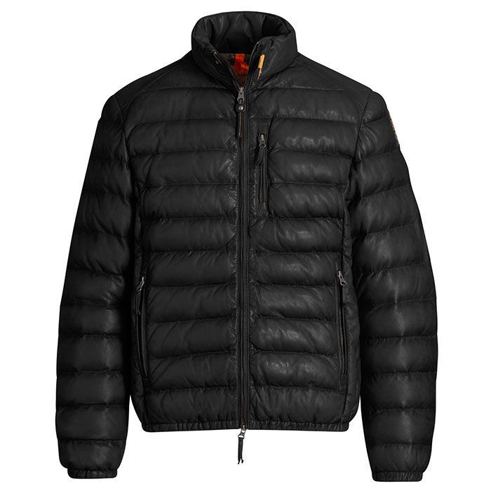Men's Ernie Leather Jacket