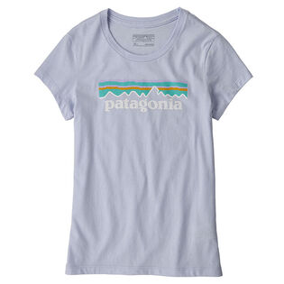 Junior Girls' [7-16] Pastel P-6 Logo Organic T-Shirt