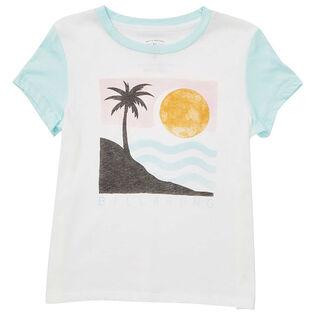 Junior Girls' [7-14] Waves For Days T-Shirt