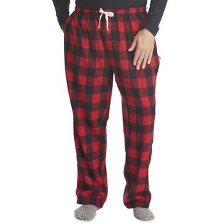 Men's Fireside Flannel Two-Piece Pajama Set