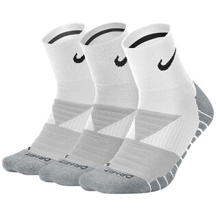 Men's Dri-FIT® Cushion Quarter Sock (3 Pack)