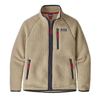 Junior Boys' [7-16] Retro Pile Fleece Jacket