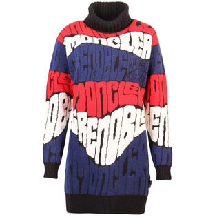 Women's Long Sixties Logo Sweater