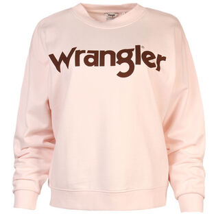 Women's Retro Logo Sweatshirt
