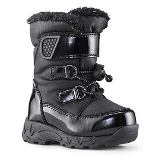 Kids' [7-13] Stellar Nylon Snow Boot