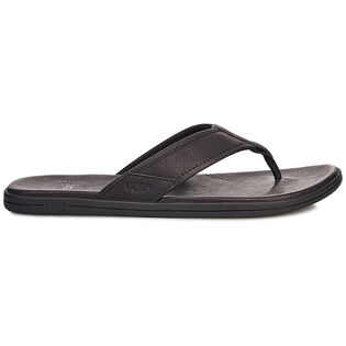 Men's Seaside Leather Flip Flop Sandal