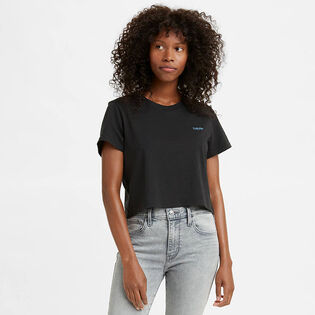 Women's Cropped Jordie T-Shirt