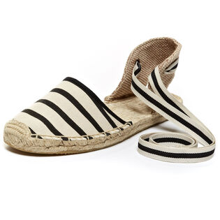 Women's Classic Striped Sandal
